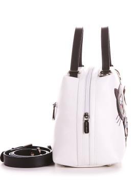 Фото товара: сумка 200131 белый. Вид 2.