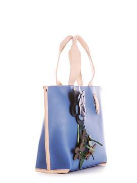 Фото товара: сумка 200153 блакитний. Вид 2.
