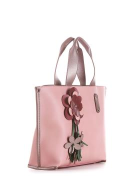 Фото товара: сумка 200154 розовый. Вид 2.