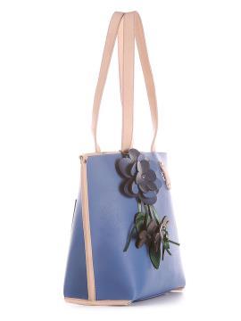 Фото товара: сумка 200163 блакитний. Вид 2.