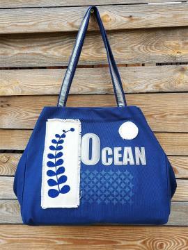 Фото товара: сумка 200244 синій. Вид 1.