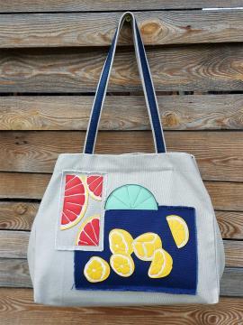 Фото товара: сумка 200245 світло-сірий. Вид 1.
