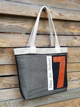 Фото товара: сумка 200273 чорний. Вид 2.