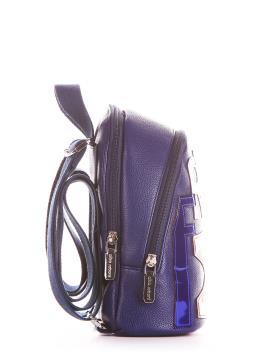 Фото товара: міні-рюкзак 200032 синій. Вид 2.