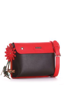 Фото товара: сумка через плечо 200171 черный. Вид 1.