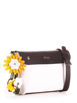 Фото товара: сумка через плече 200172 білий. Вид 1.