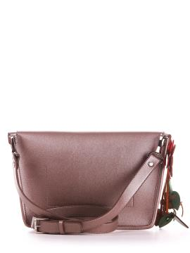 Фото товара: сумка через плече 200174 рожевий. Вид 2.