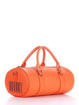 Фото товара: сумка через плече 200202 оранжевий. Вид 1.