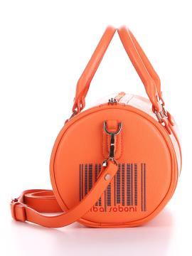Фото товара: сумка через плече 200202 оранжевий. Вид 2.