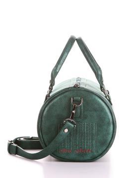 Фото товара: сумка через плече 200204 смарагдовий. Вид 2.