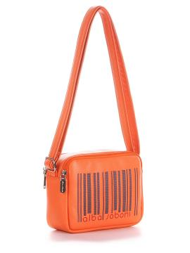 Фото товара: сумка через плече 200212 оранжевий. Вид 1.