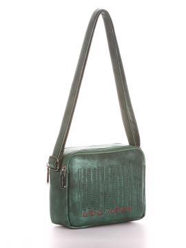 Фото товара: сумка через плече 200214 смарагдовий. Вид 1.
