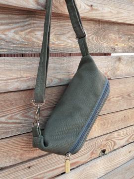 Фото товара: сумка на пояс 200266 хакі. Вид 2.