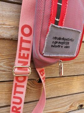 Фото товара: сумка на пояс 200282 серый. Вид 2.