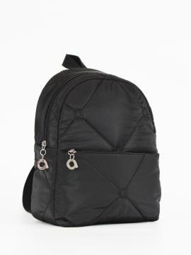 Фото товара: рюкзак 210041 черный. Фото - 1.
