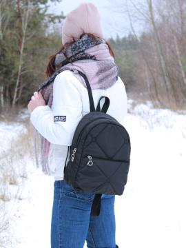 Фото товара: рюкзак 210041 черный. Фото - 2.
