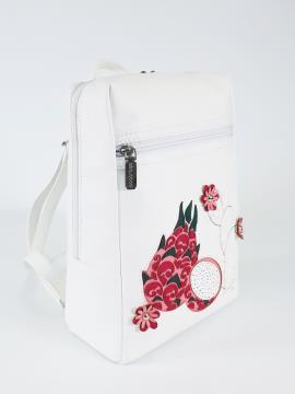Фото товара: рюкзак 210091 білий. Вид 1.