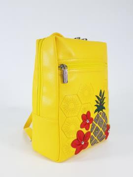 Фото товара: рюкзак 210093 жовтий. Вид 1.