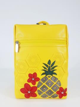 Фото товара: рюкзак 210093 жовтий. Вид 2.