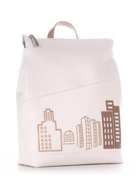 Фото товара: рюкзак 210144 білий. Вид 1.