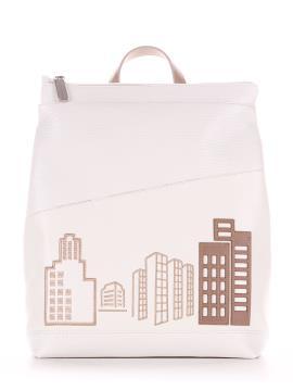 Фото товара: рюкзак 210144 білий. Вид 2.