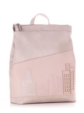 Фото товара: рюкзак 210145 св. рожевий. Вид 1.