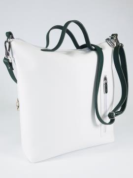 Фото товара: сумка 210081 білий. Вид 2.