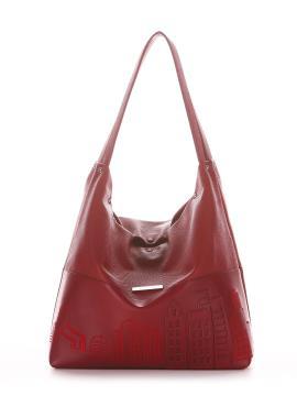 Фото товара: сумка 210132 вишня. Вид 2.