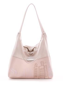 Фото товара: сумка 210135 св. рожевий. Вид 2.
