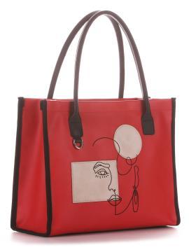 Фото товара: сумка 210162 червоний. Вид 1.