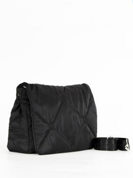Фото товара: сумка через плечо 210021 черный. Фото - 1.