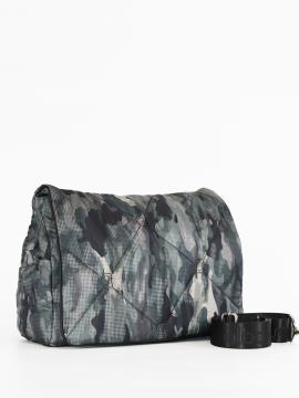 Фото товара: сумка через плечо 210023 милитари. Фото - 2.