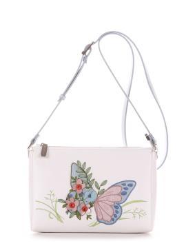 Фото товара: сумка через плече 210112 білий. Вид 1.
