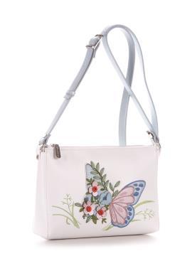 Фото товара: сумка через плече 210112 білий. Вид 2.