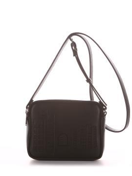Фото товара: сумка через плече 210151 чорний. Вид 2.