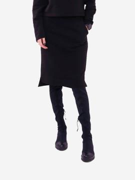 Фото товара: женская юбка 201-000-03 черный. Вид 1.