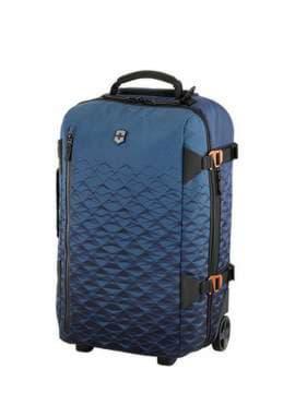 Брендовый чемодан на 2 колесах victorinox travel vx touring/dark teal vt601477. Изображение товара, вид 1