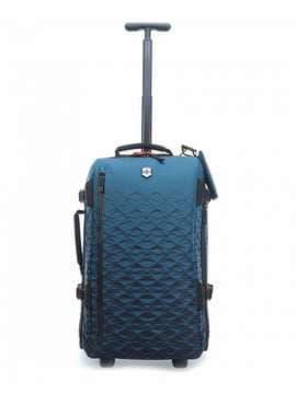 Брендовый чемодан на 2 колесах victorinox travel vx touring/dark teal vt601477. Изображение товара, вид 2