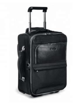 Молодежный чемодан piquadro modus на 2 колесах bv1291mf_n. Изображение товара, вид 2