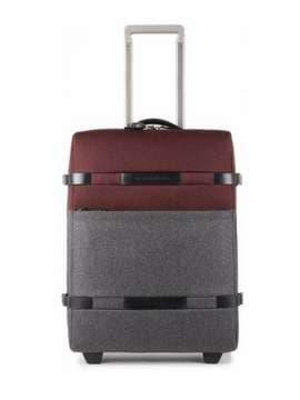 Брендовый чемодан piquadro move2/red-grey bv3877m2_rgr. Изображение товара, вид 1