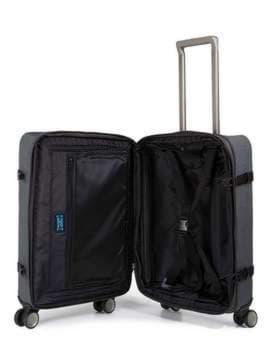 Брендовый чемодан piquadro move2/red-grey средний bv2960m2_rgr. Изображение товара, вид 2