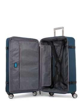 Молодежный чемодан на 4 колесах piquadro move2 (m2) bv3874m2_blu. Изображение товара, вид 2