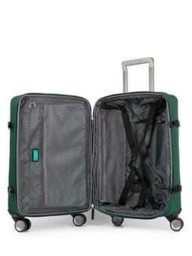 Брендовый чемодан на 2 колесах piquadro move2 (m2) bv3877m2_ve зеленый. Изображение товара, вид 2