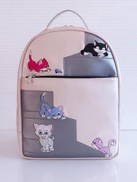 Фото товара: рюкзак 201355 жемчужный. Вид 2.