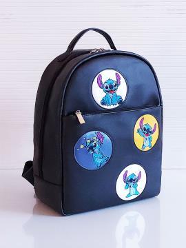 Фото товара: рюкзак 201356 черный. Вид 1.
