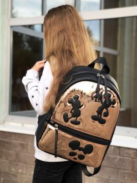 Фото товара: рюкзак 201362 черный. Вид 4.