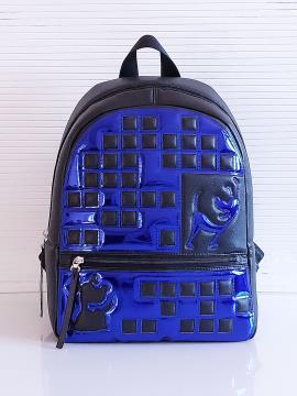 Фото товара: рюкзак 201363 черный. Вид 2.