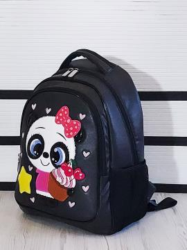 Фото товара: рюкзак 201705 чорний. Вид 2.