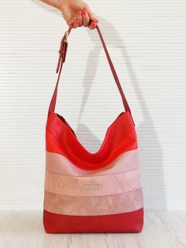 Фото товара: сумка 201323 червоний. Вид 1.
