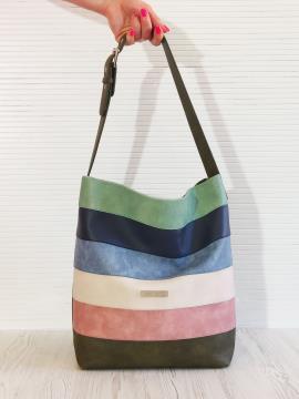 Фото товара: сумка 201324 хакі. Вид 1.